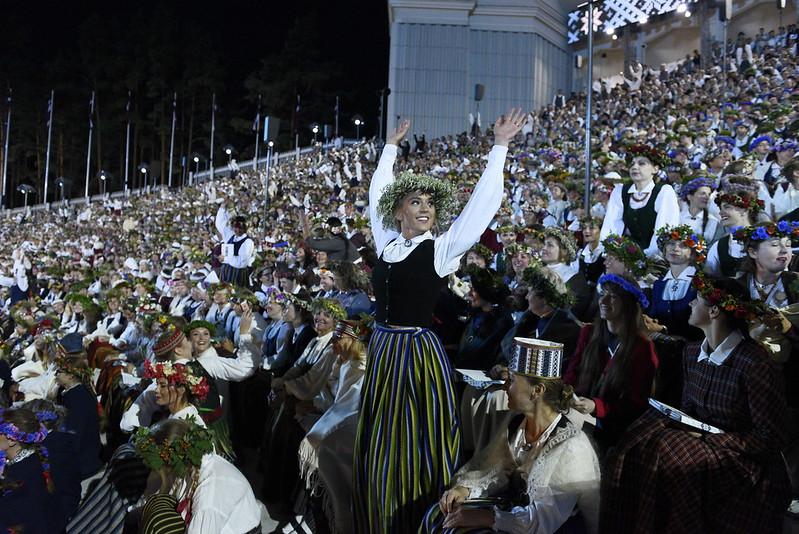 Koncerts Zvaigžņu ceļā Foto Ilmārs Znotiņš